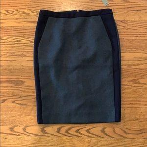 J Crew Pencil Skirt Size 4 NWT